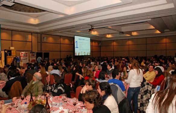 Todo un éxito la Gran Tallarinata – Bingo 2012