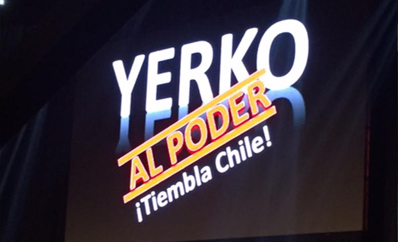 Exitosa presentación del show «Yerko al poder» a beneficio de Corpaliv