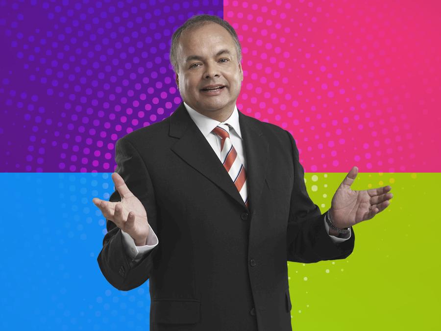 El Show de Alvaro Salas a beneficio de los niños y jóvenes de Corpaliv