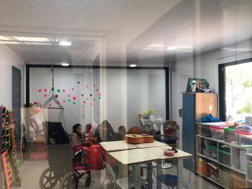 Más espacios educativos en Corpaliv