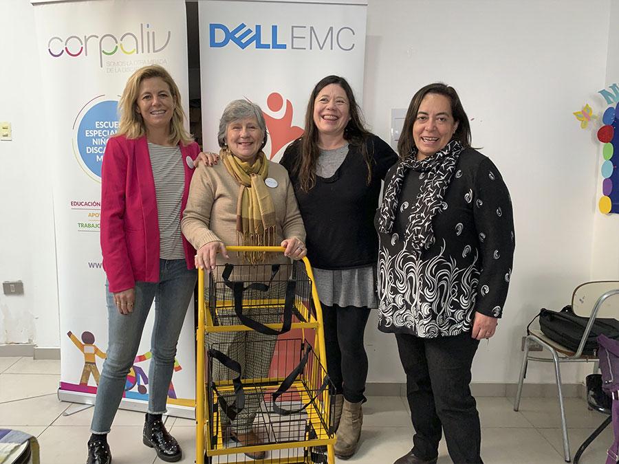 Dell Technologies, un nuevo socio que se suma a la misión de Corpaliv