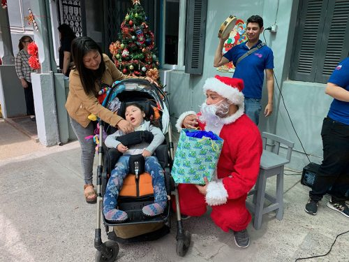 La Navidad de la familia Corpaliv